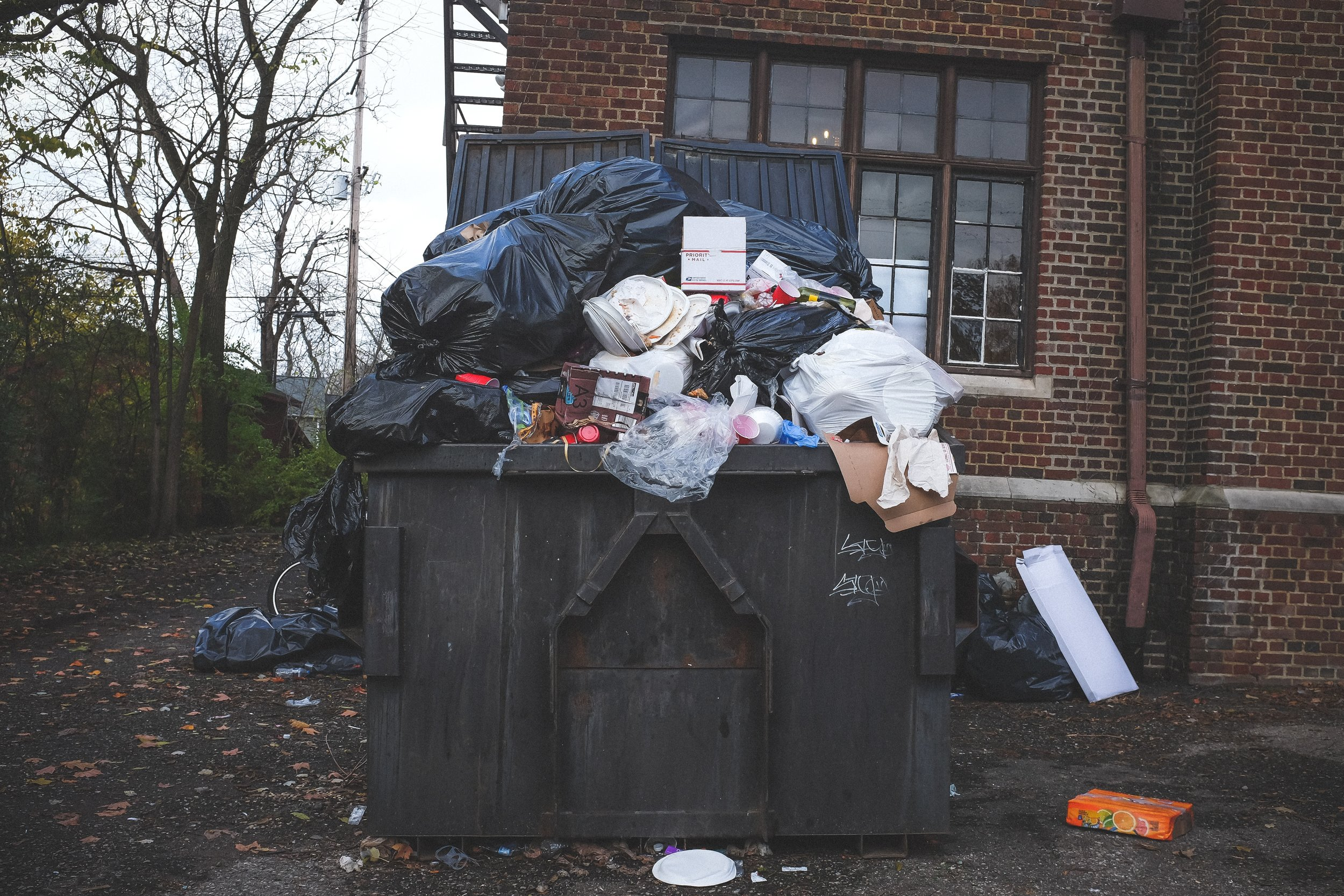 - If food waste were a country it would be the 3rd largest emitter of greenhouse gases