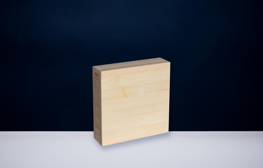 Bamboe 403 | 150 x 150 x 40 mm   Afmeting tombstone: 150 x 150 x 40 mm  Prijs per stuk € 60,00 | Art. B403