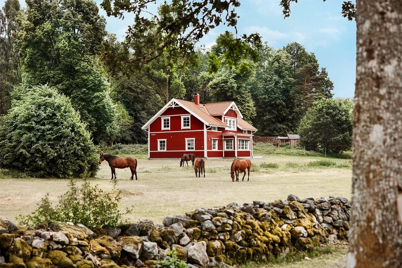 Villa rosendal - Alingsås