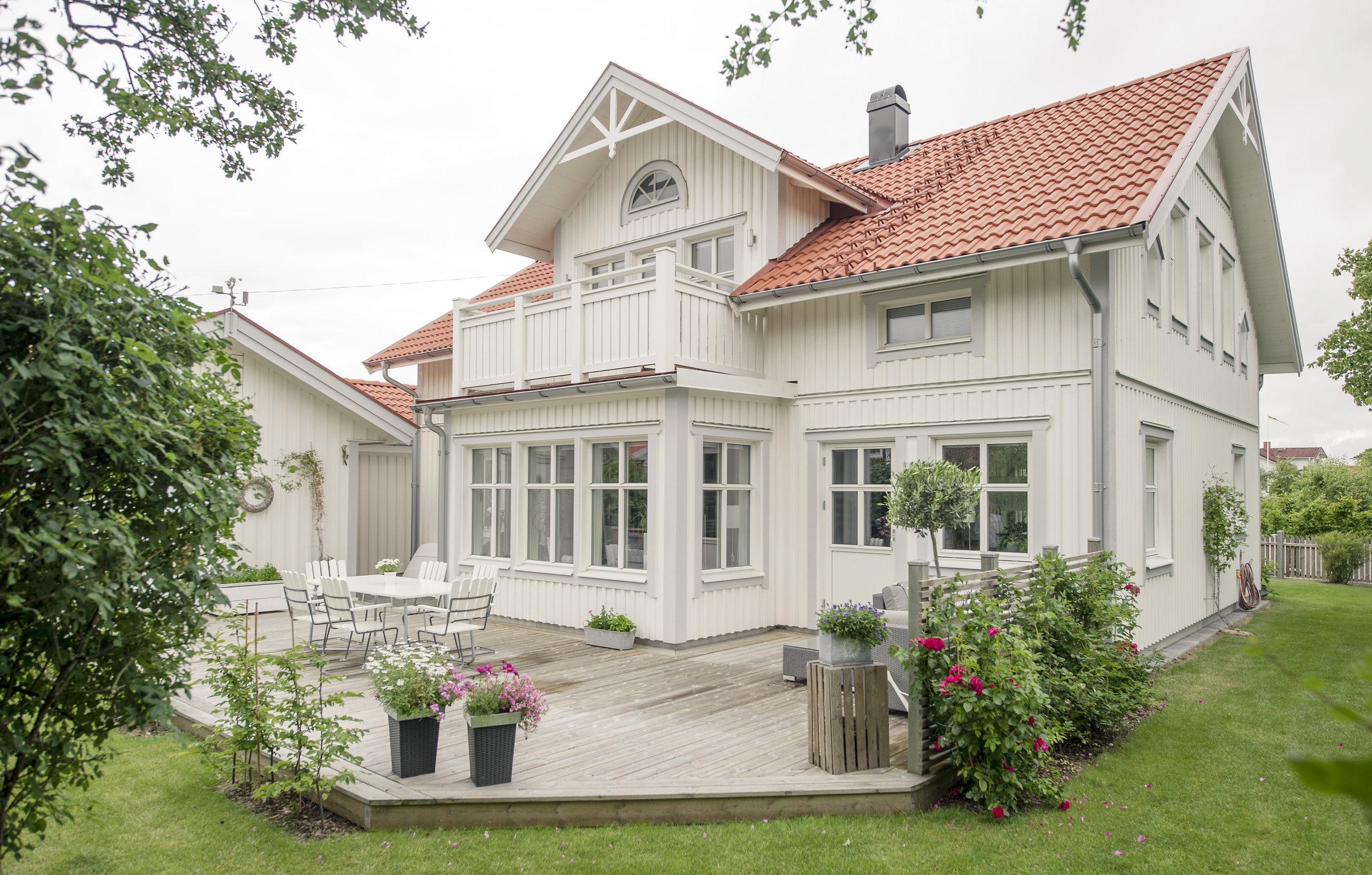 villa jakobsdal - Hönö