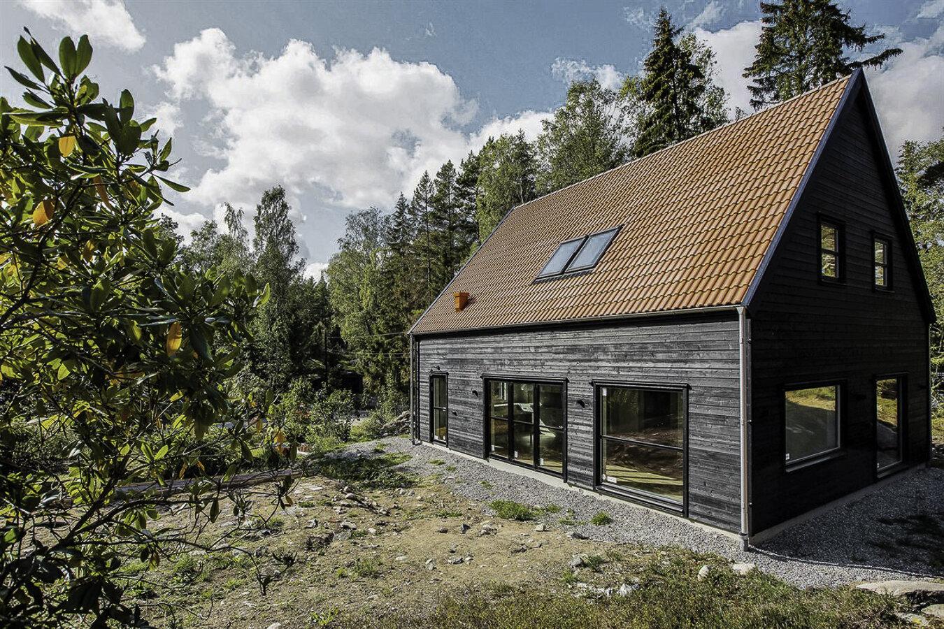 villa fagrabo - Ladhusstil, Västerås