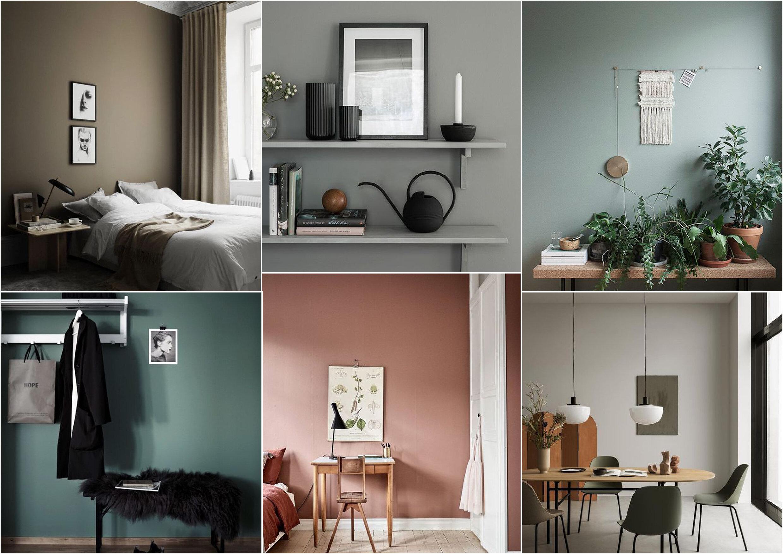 Färg inspiration! Vill du ha mer? Leta på Pinterest, Instagram och youtube!