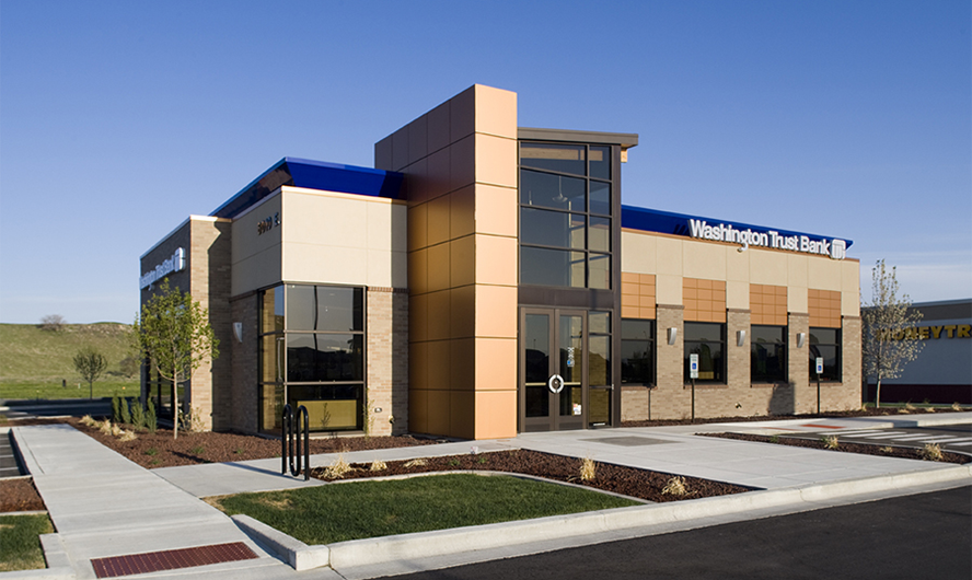 Washington Trust Bank | Steed Construction