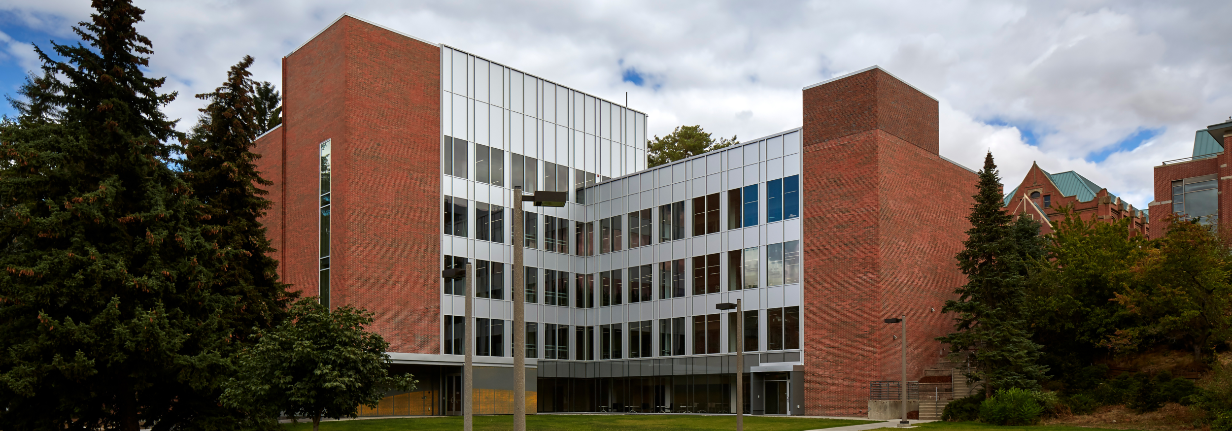 U of I Education Building
