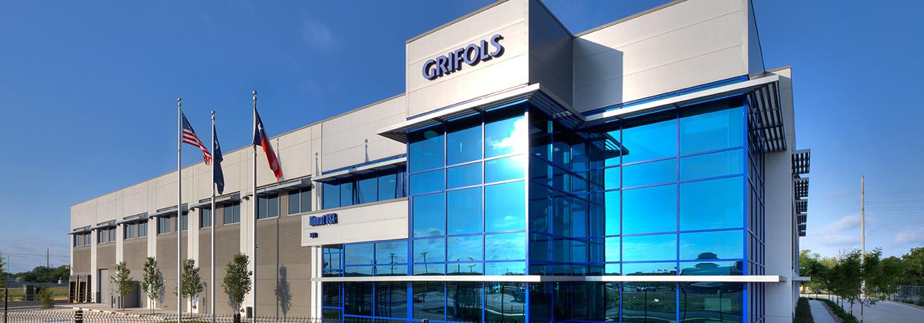 Grifols Plasma Lab