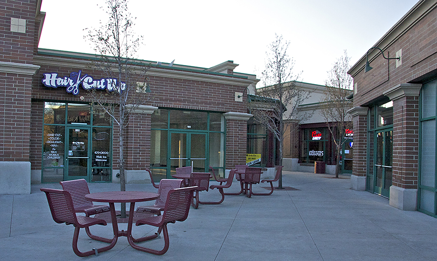 The Ram Boise >> Ram Plaza