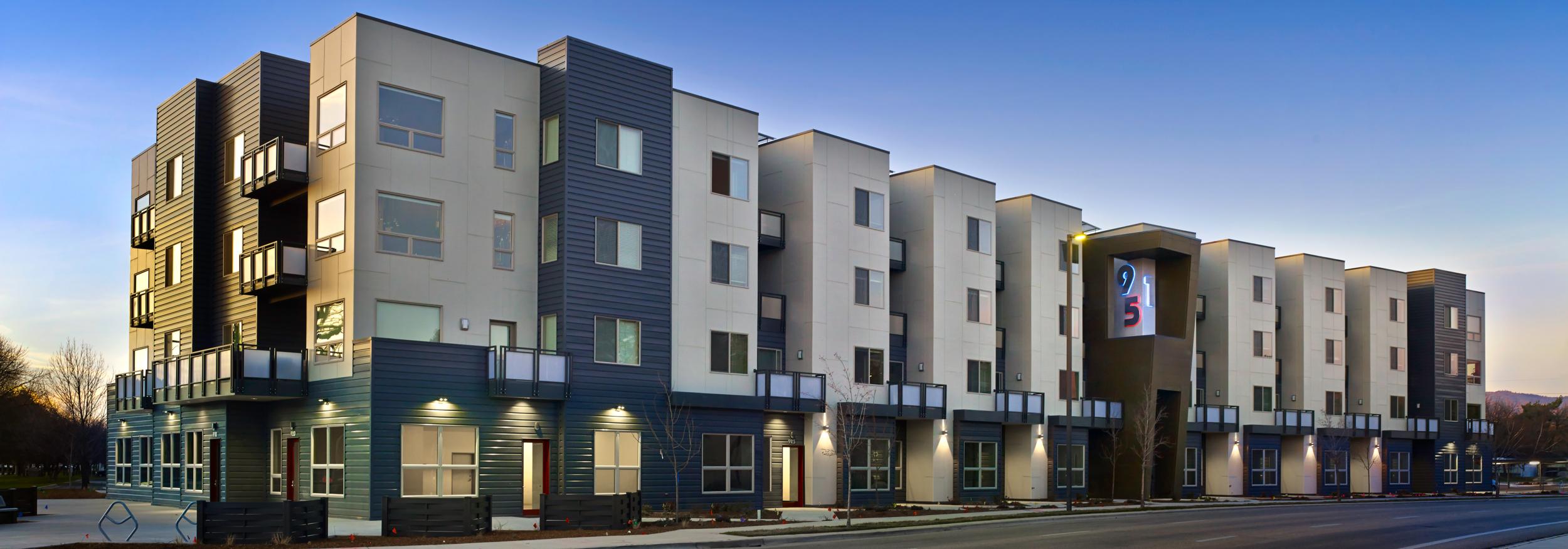 951 Apartments