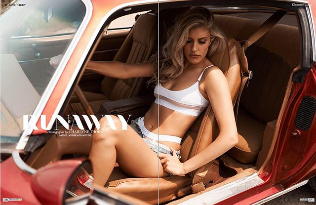 Runaway now out in @ellementsmagazine @ellementsbody Model | @andreagiampuzzi Photographer | @charlynethornphotography