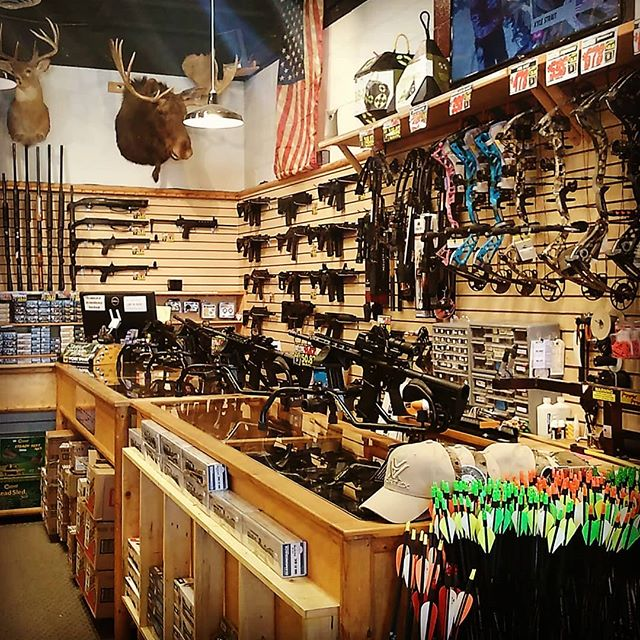 FarNorth on Sunday. Everyone's outside. They way we like to see it.  #farnorth #farnorthoutfitters #getoutside #trails #hiking #bikes #shooting #goodlife #lifesgood no