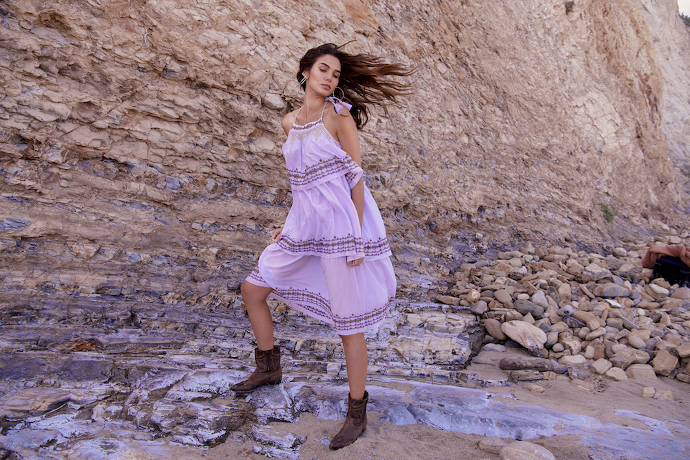 - find your bliss most wanted has beautiful frocks in Amethyst hues and more!