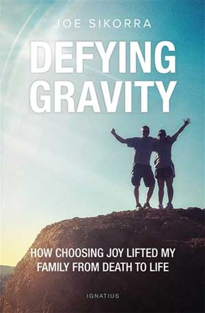 """""""If you have ever experienced a loss or want to prepare yourself for that day, the wisdom in  Defying Gravity  will prove invaluable. Joe Sikorra and his family found a path through life's darkest valley and can light the way for us to follow.""""   —  Robert Maurer, Ph.D ., Clinical Psychologist, UCLA School of Medicine; Author,  One Small Step Can Change Your Life"""