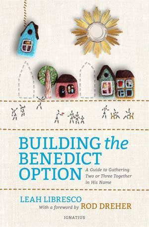 """Such an excellent and unique book: a handbook for building small Christian community through food, literature, debates, movies, music, prayer, and more. If you want to build community but don't know where to start, read this book and learn from a true expert.""  — Brandon Vogt , Founder, ClaritasU; Content Director at Word on Fire Catholic Ministries"