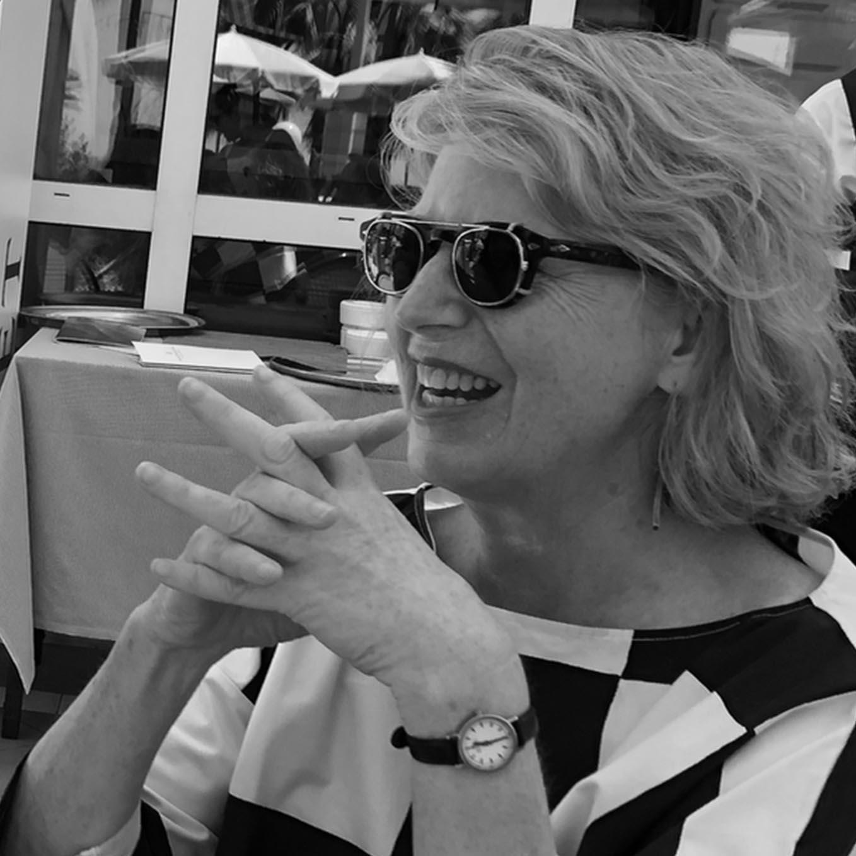 Lyndy Stout // editor & curator // 1.4