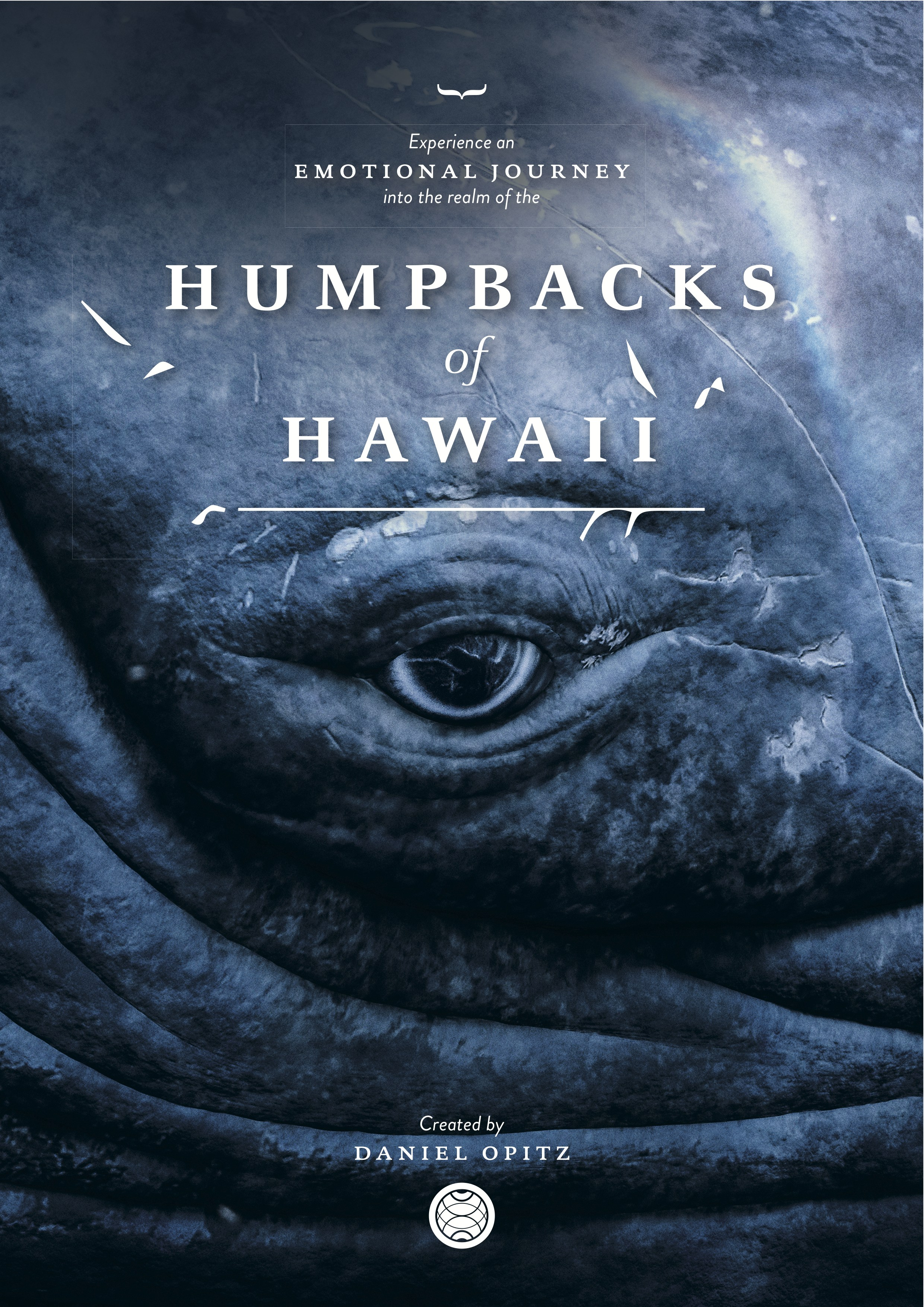 "HUMPBACKS OF HAWAII - The Humpback Whale is one of the worlds best loved creatures, yet surprisingly little is known about their behavior, communication or biology. This fully immersive installation reveals the secrets of these mysterious animals, breaks down the structure of their songs, and looks into their fascinating behavior. Stunning computer generated recreations of real underwater images and sounds take the viewer into the Humpback world like never before.The technical core of this immersive experience is a novel 360°-3D image and sound simulator enabling to provide mind blowing presentations of novel depth and audio-visual attraction. Modern technology makes the dome appear as a transparent observation lounge, allowing the viewer to virtually dive with majestic whales in their natural environmentAffecting the viewer by its infinite vastness, its variety and its beauty, the ""blue"" universe off Maui will be experienced in a revolutionary and deeply emotional way.Find out more HERE"