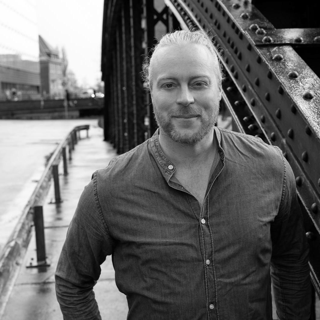 Söhnke Christiansen // executive producer // Mackevision
