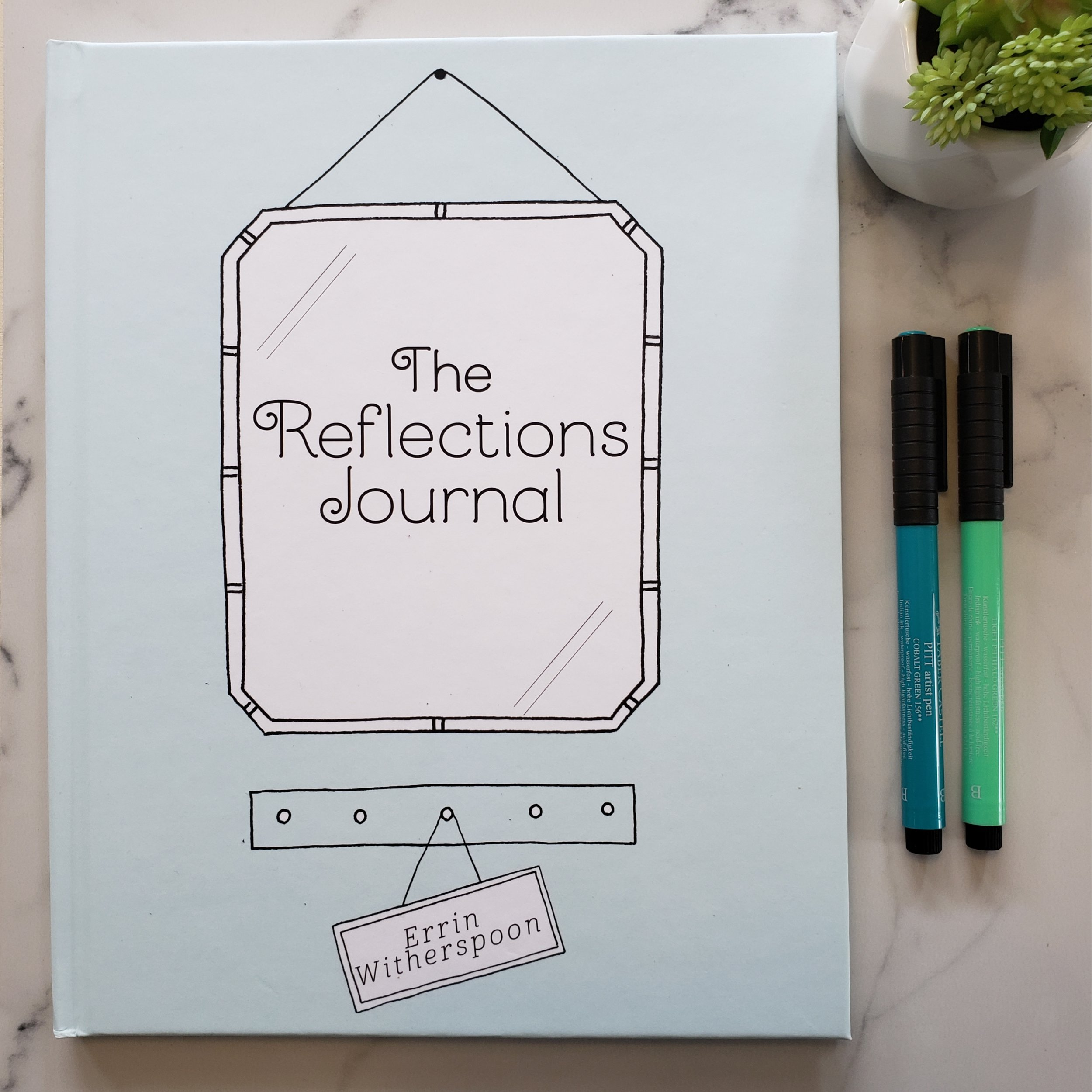The Reflections Journal - Take a look inside to see what journaling activities you'll get when you useThe Reflections Journal.