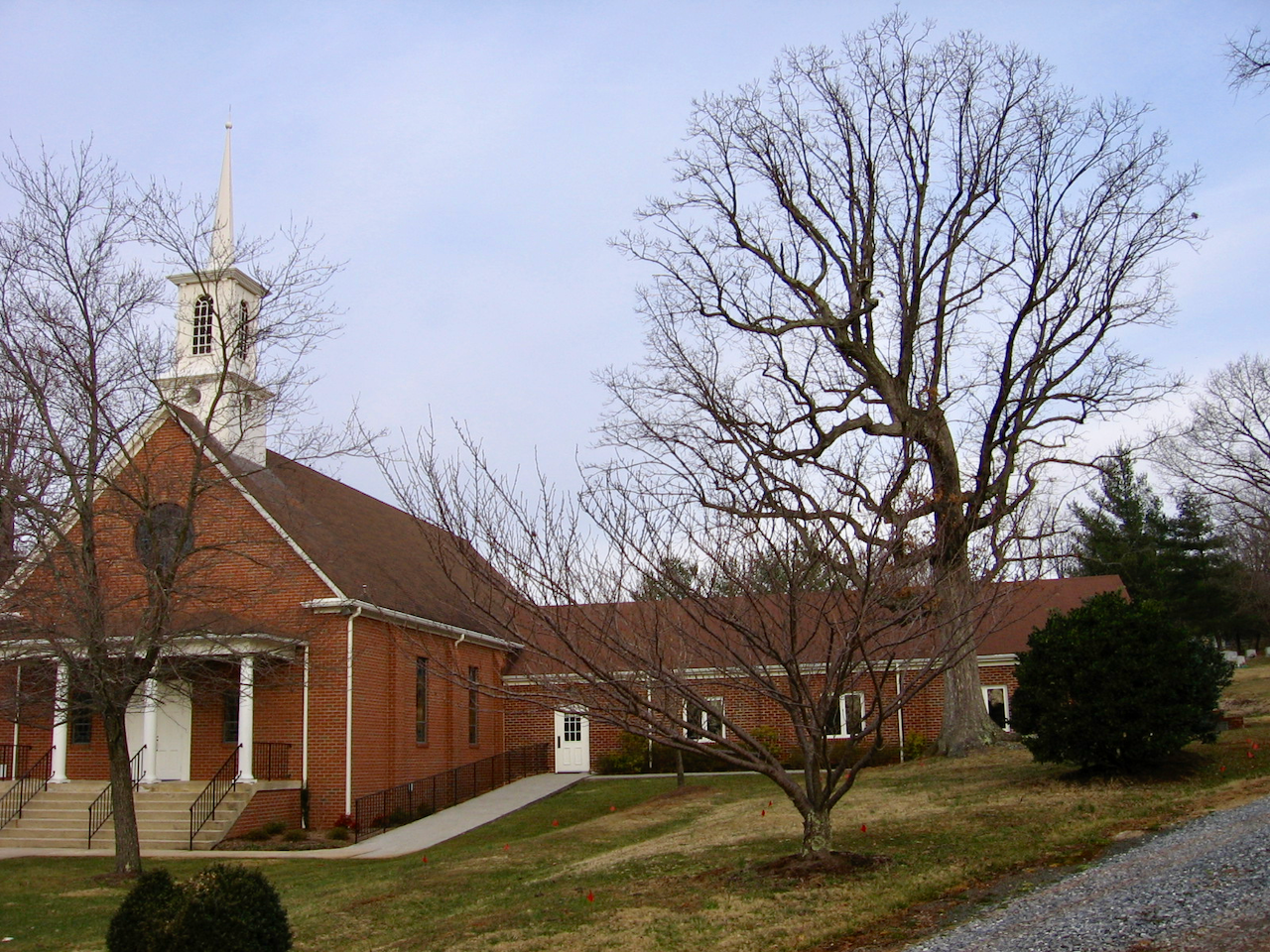 About - EPC is nestled in the beautiful foothills of the Blue Ridge Mountains some 12 miles from Lynchburg, Virginia, and some 12 miles from the entrance on Scenic Route 130 to the Blue Ridge Parkway.The church has been one of the historically important anchors for the Village of Elon and Amherst County. EPC has maintained a vital ministry of worship and mission since its organization in 1873. Today we are seeking to honor and build on that tradition with worship that testifies to the Triune God and seeks, by the power of the Holy Spirit, to manifest the love of Jesus Christ to the community and the world. We are glad you stopped by. Please take a few moments to explore the site. Or, better yet, join us on Sundays for worship!