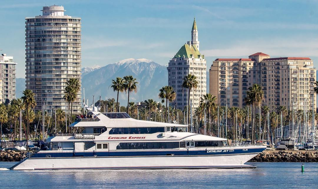 Catalina Express out of Long Beach