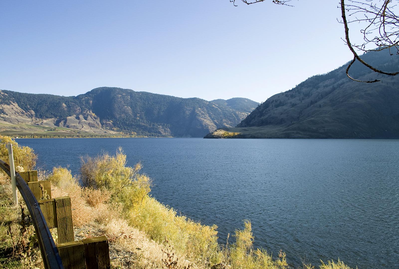 Many Lakes Loop