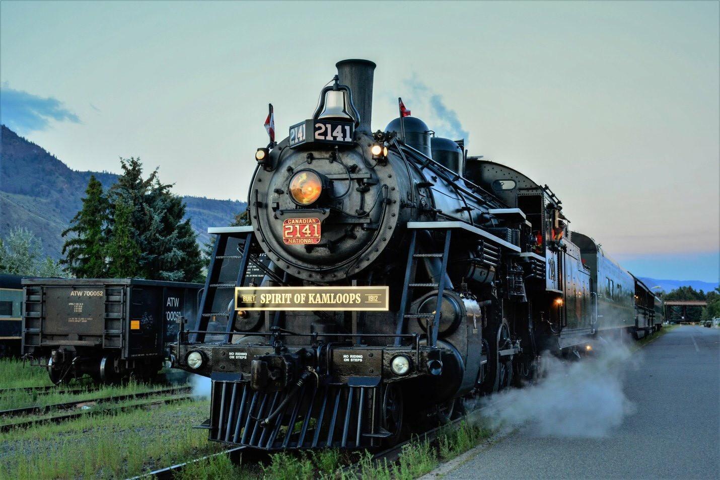Kamloops Heritage Rail