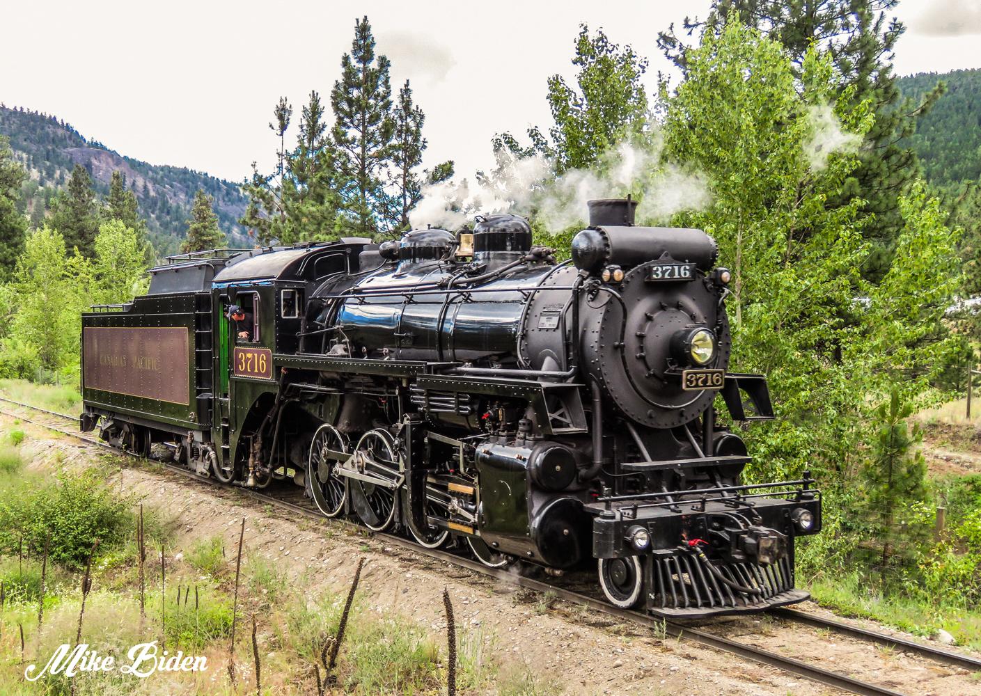 Kettle Valley Steam Railway, Summerland