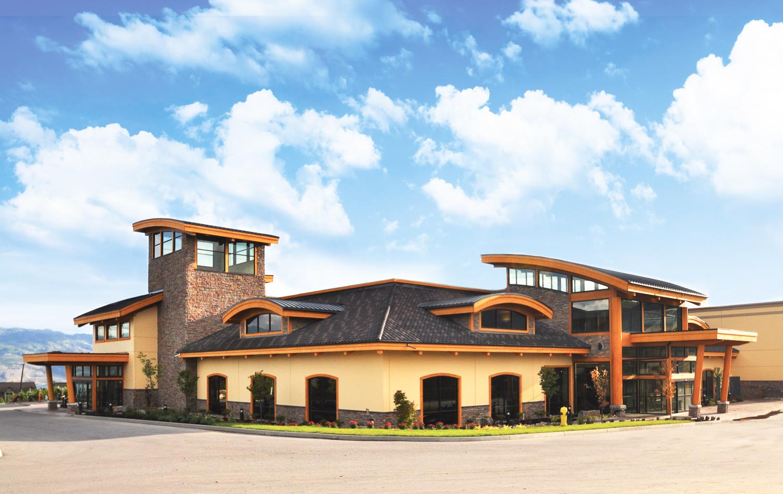 Grizzli Winery,  West Kelowna