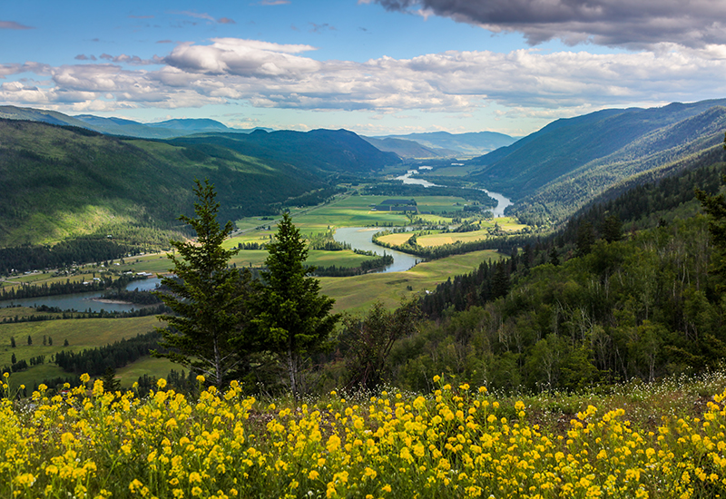 North Thompson Valley