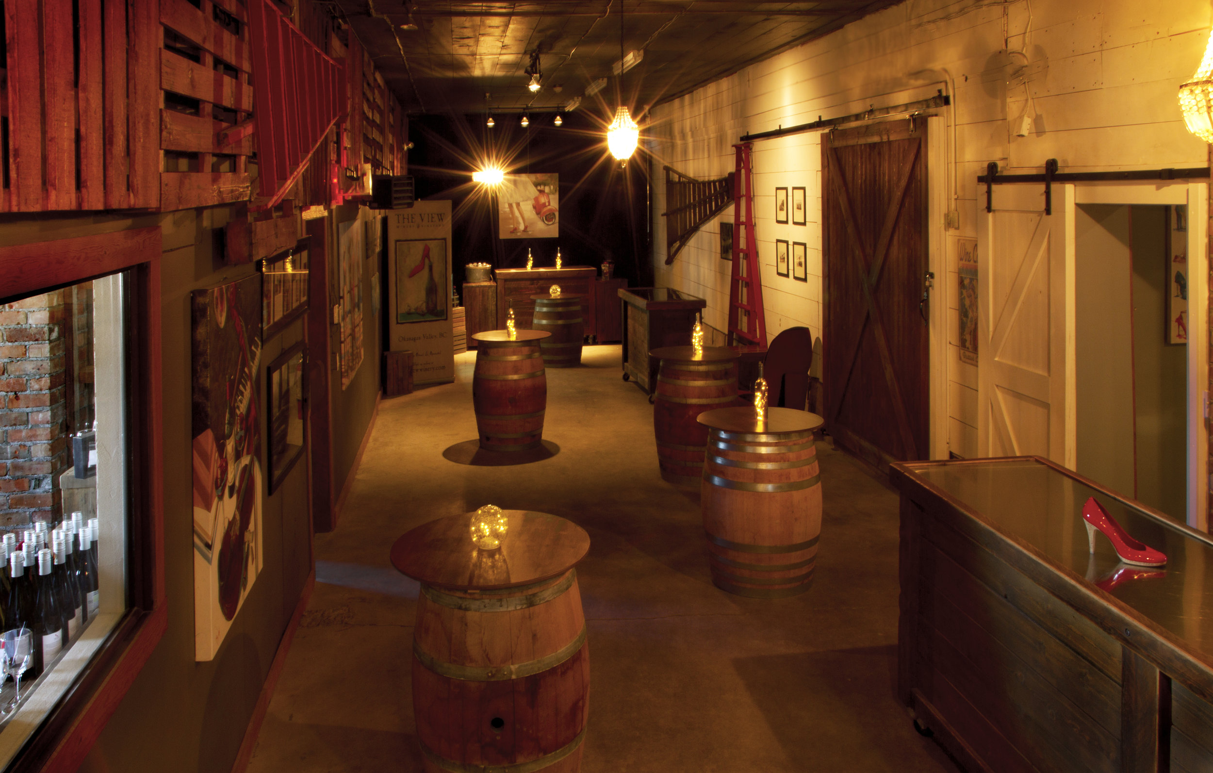 The View Winery,  Kelowna