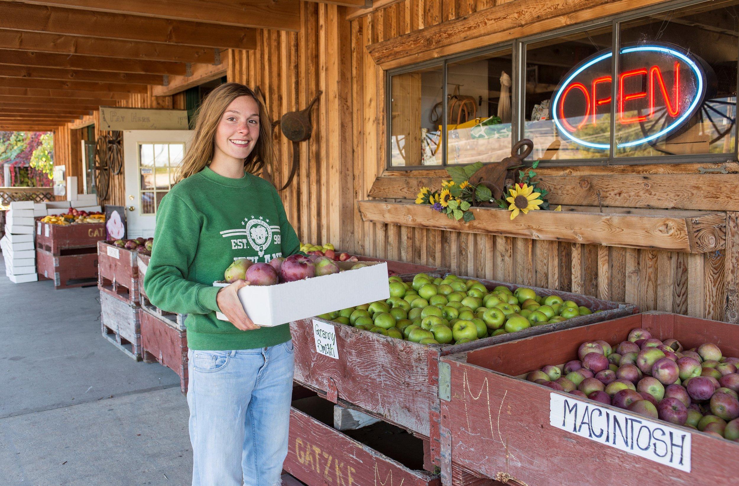 Gatzke Orchard, Lake Country