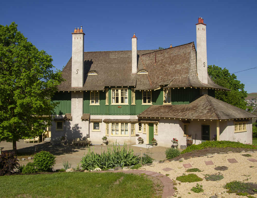 Mackie Lake House Foundation, Coldstream