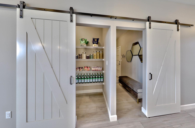 Pantry/Hallway