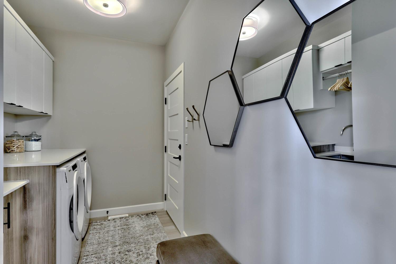 Laundry/Hallway