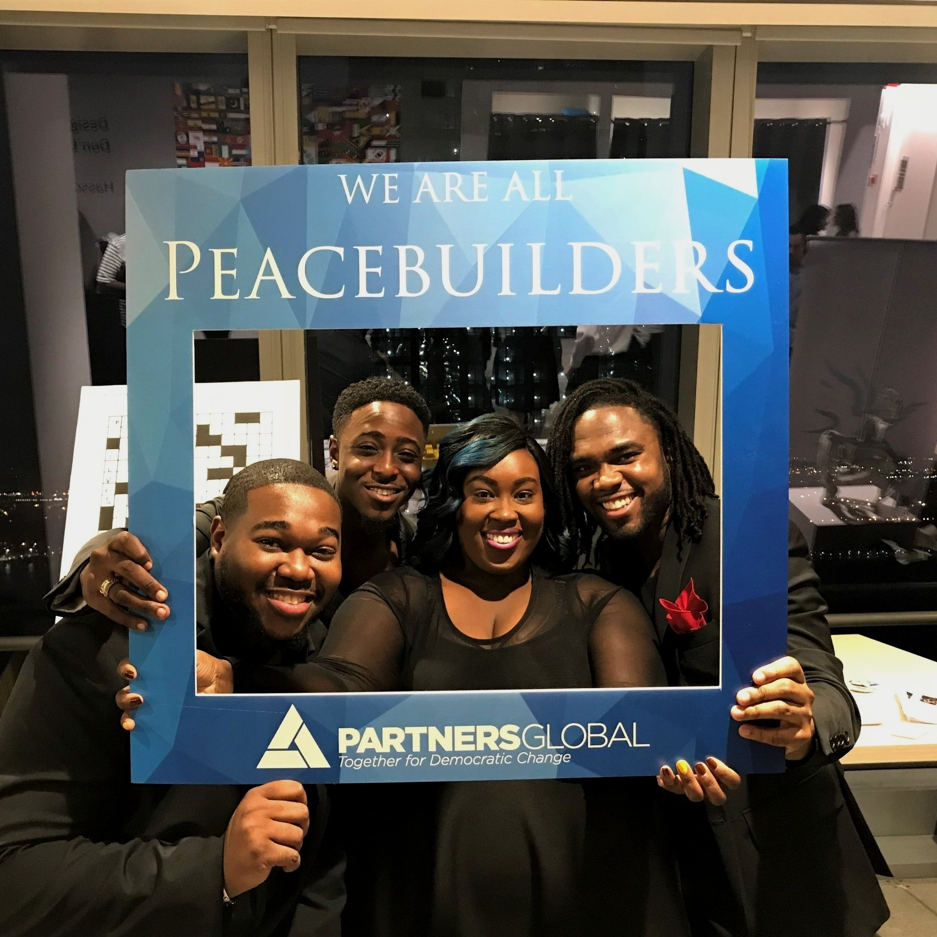 Peacebuilders Celebrate the Newest Word in the English Language - By the Alliance for Peacebuilding