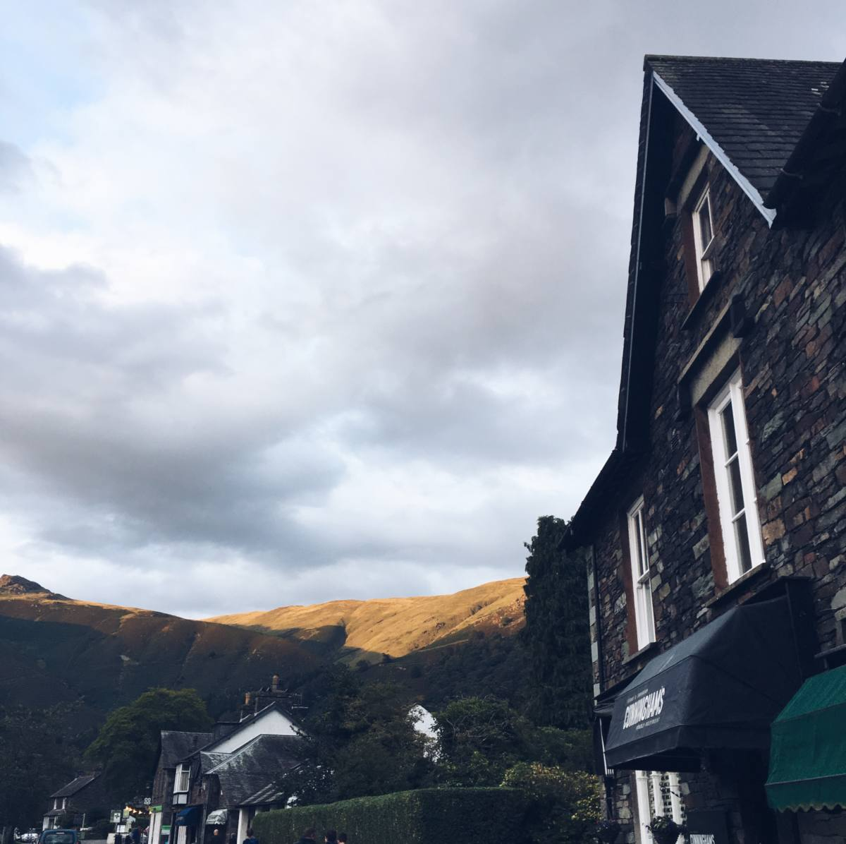 our mini trip to the lake district