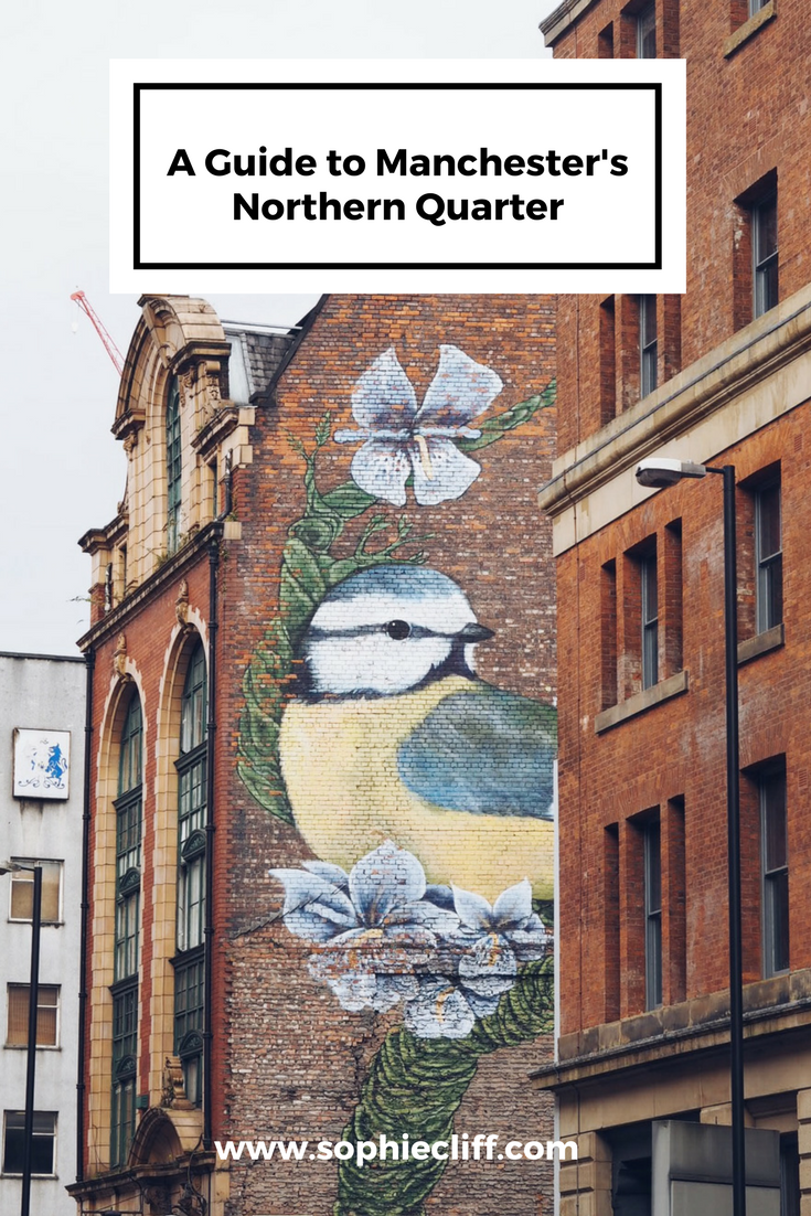 Guide to Manchester's Northern Quarter