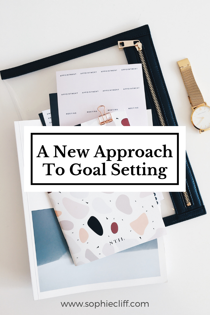 A new approach to goal setting