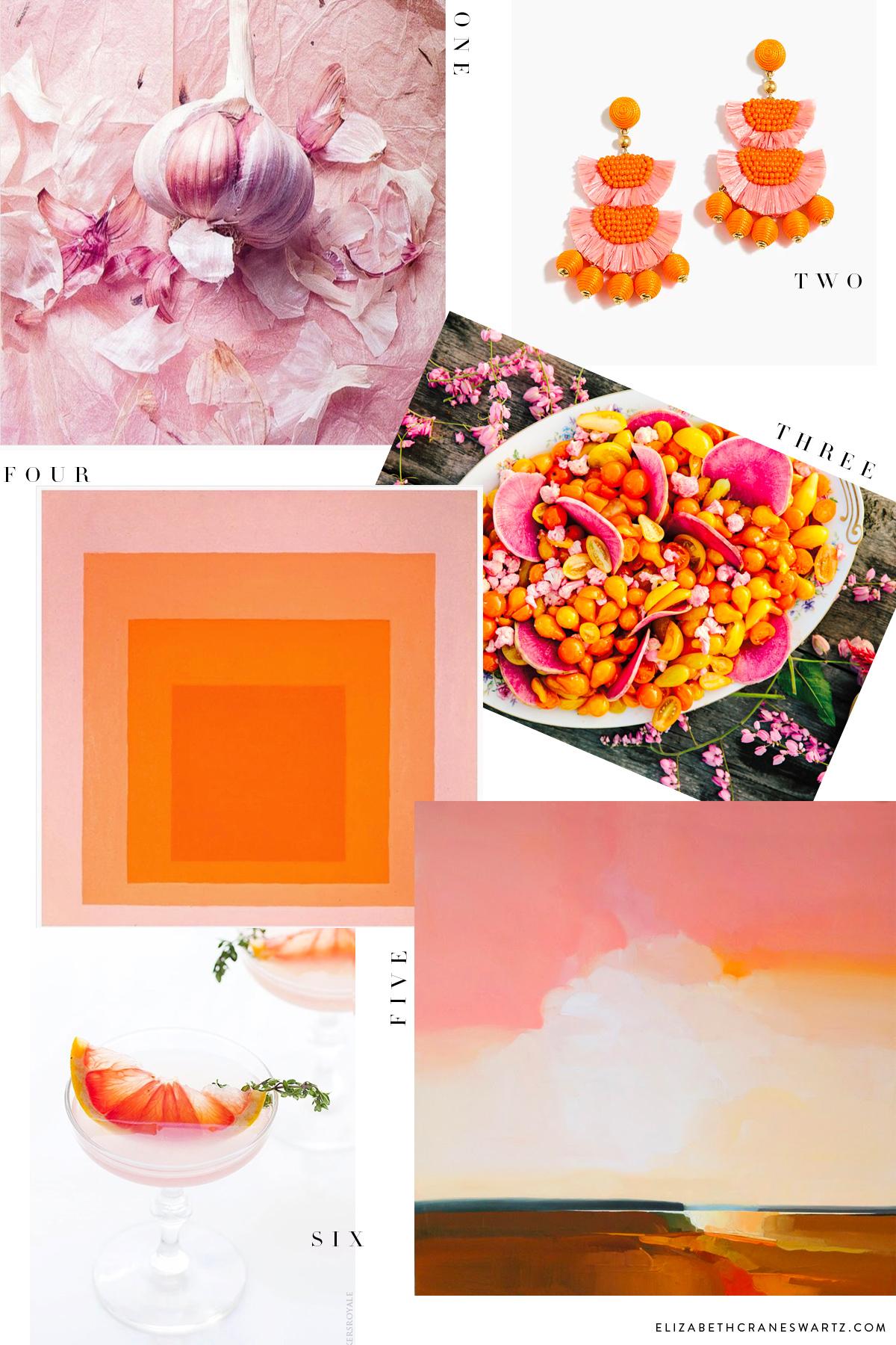 spring palette / elizabethcraneswartz.com
