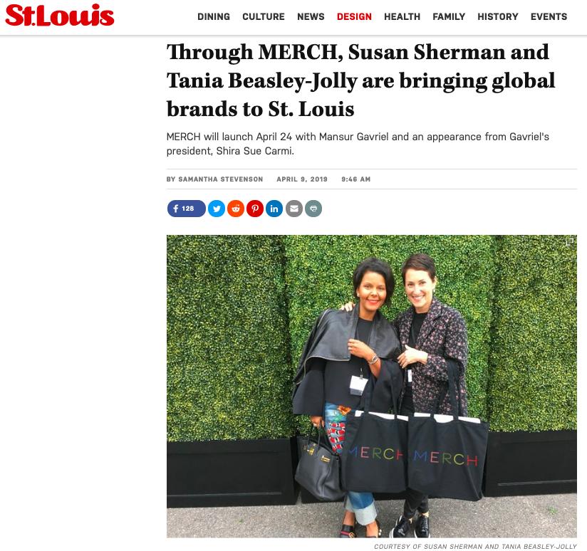 St. Louis Magazine -