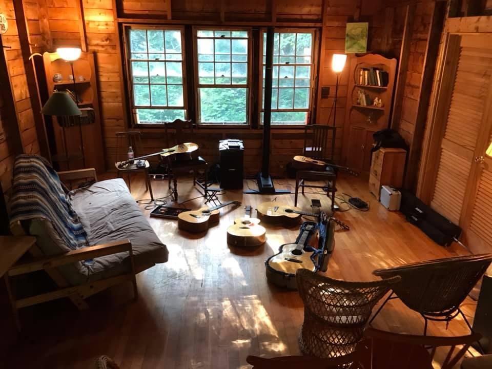 Rustic Cabin New Hampshire