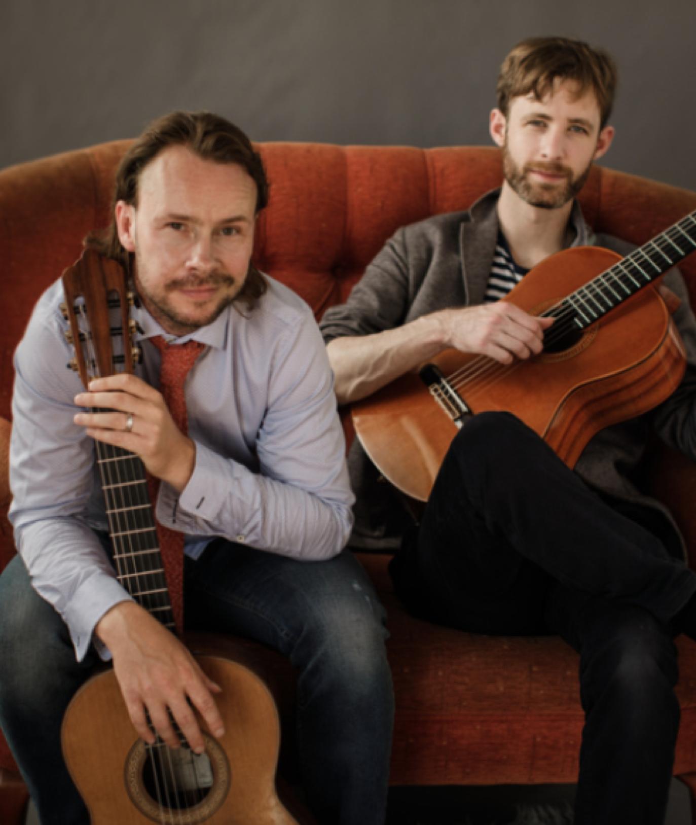 Fandango Guitar Duo -