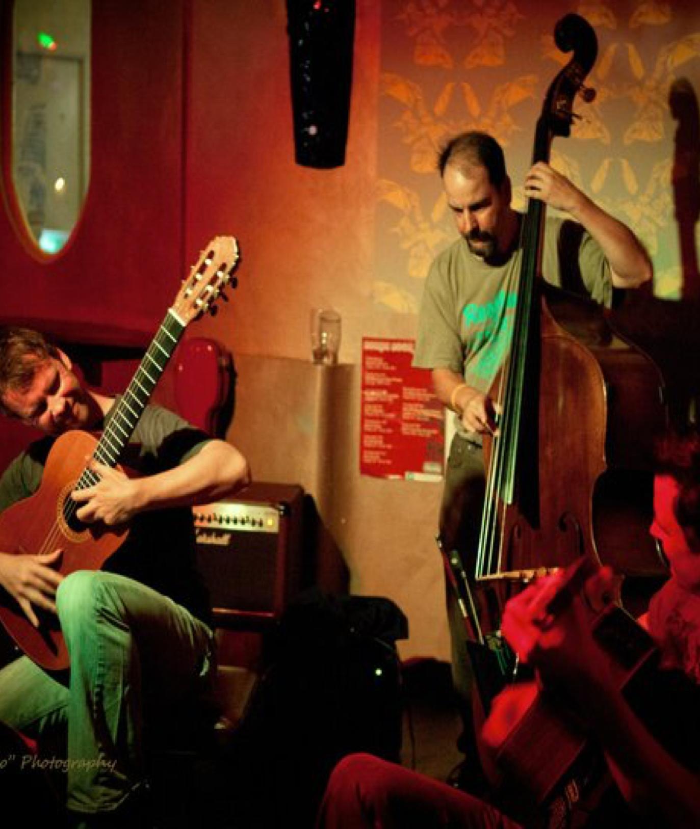 Latin Trio -