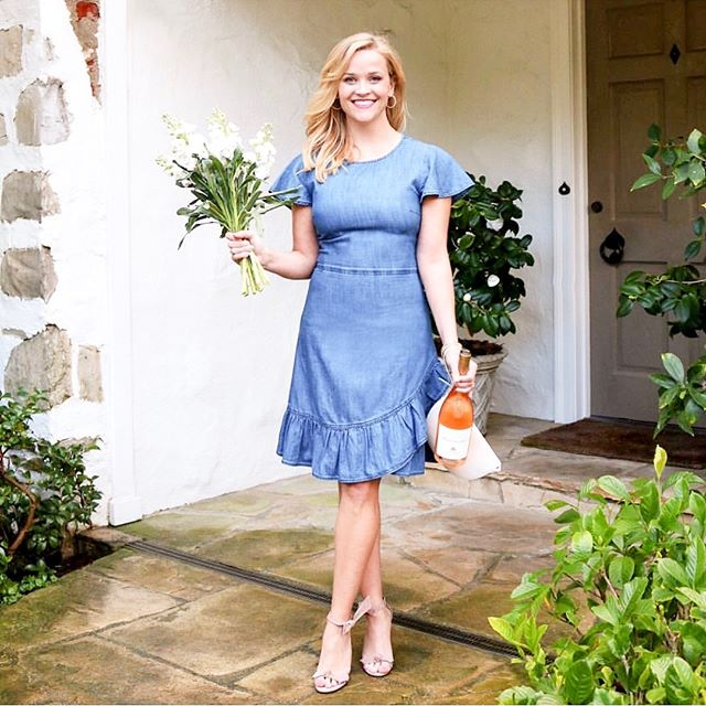 We can't wait to see you in this @draperjames wrap dress! What brands are you most excited about?