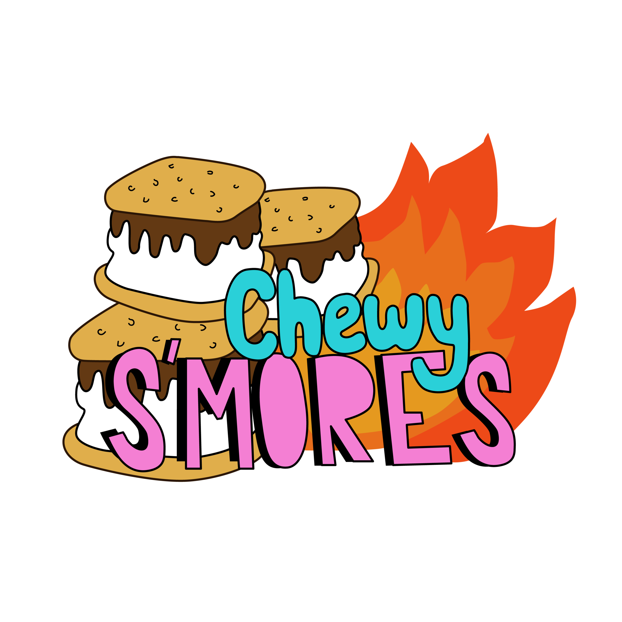 Chewy S'mores - Generally up late singing around campfires, coach has set a strict curfew in place, so don't sleep on this well-rested version.