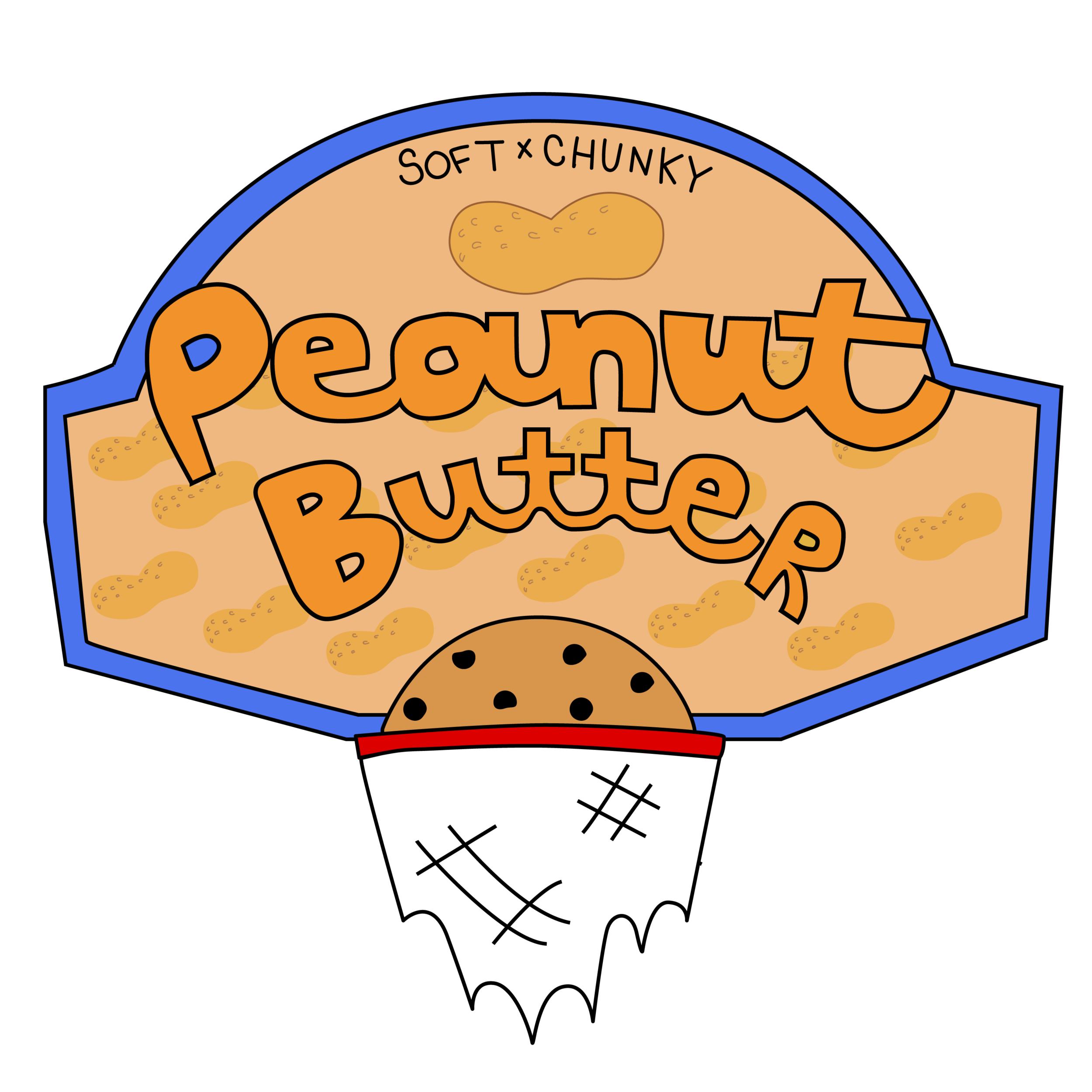 Soft Chunky Peanut Butter - Smooth and silky, this team plays the iso like no other. Better be able to adapt or get ready to suffer a jarring (get it?) defeat.