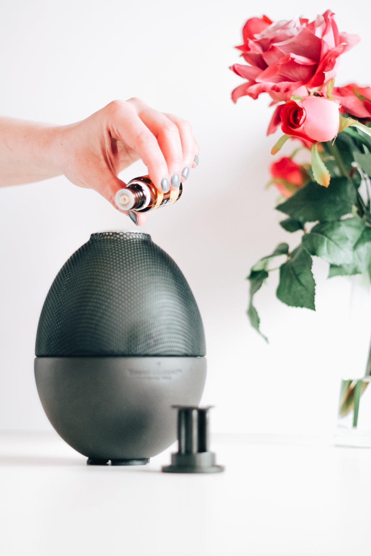 You get to choose which diffuser you like best!