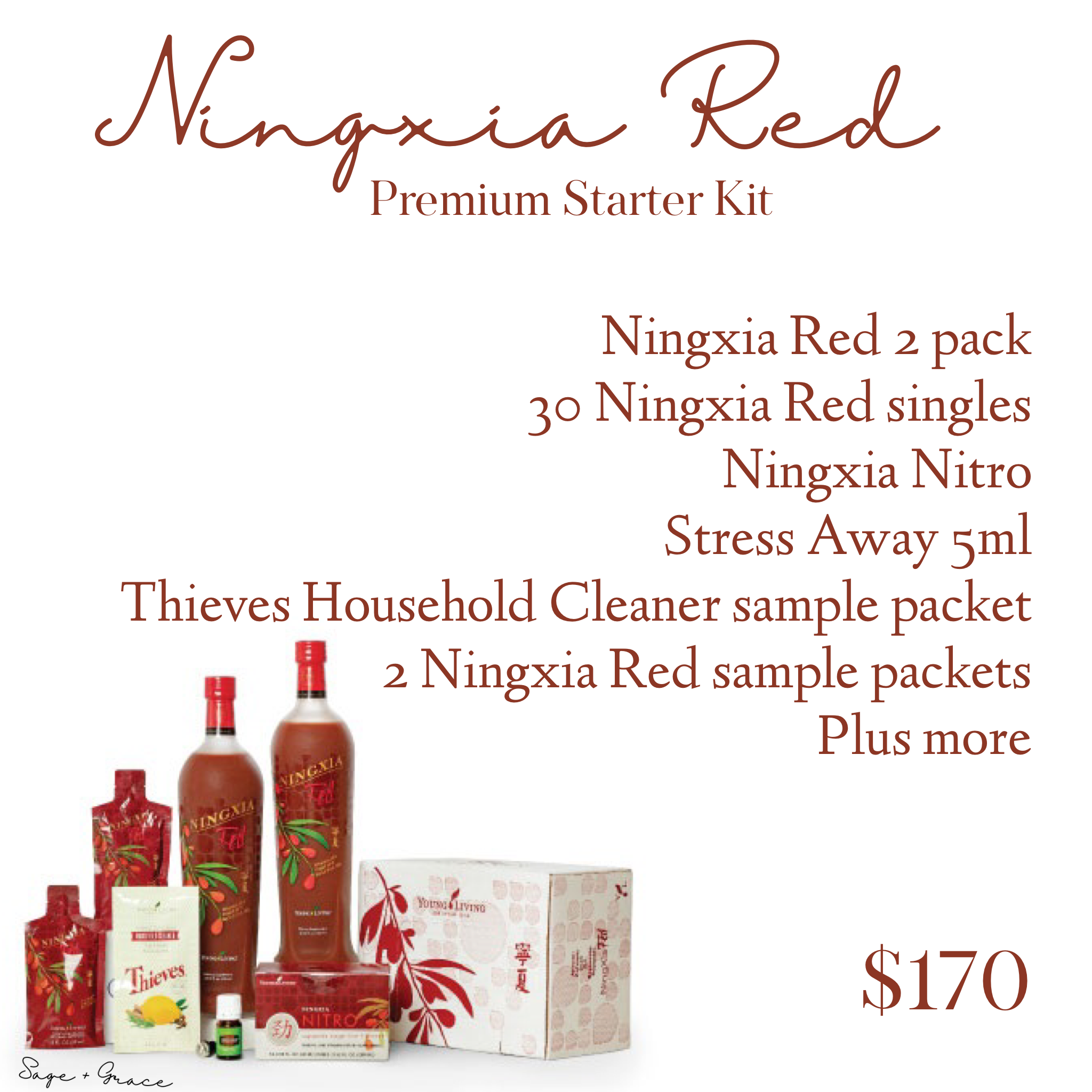 Ningxia Red Starter Kit