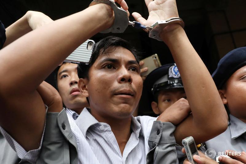 Kyaw Soe Oo (Reuters)