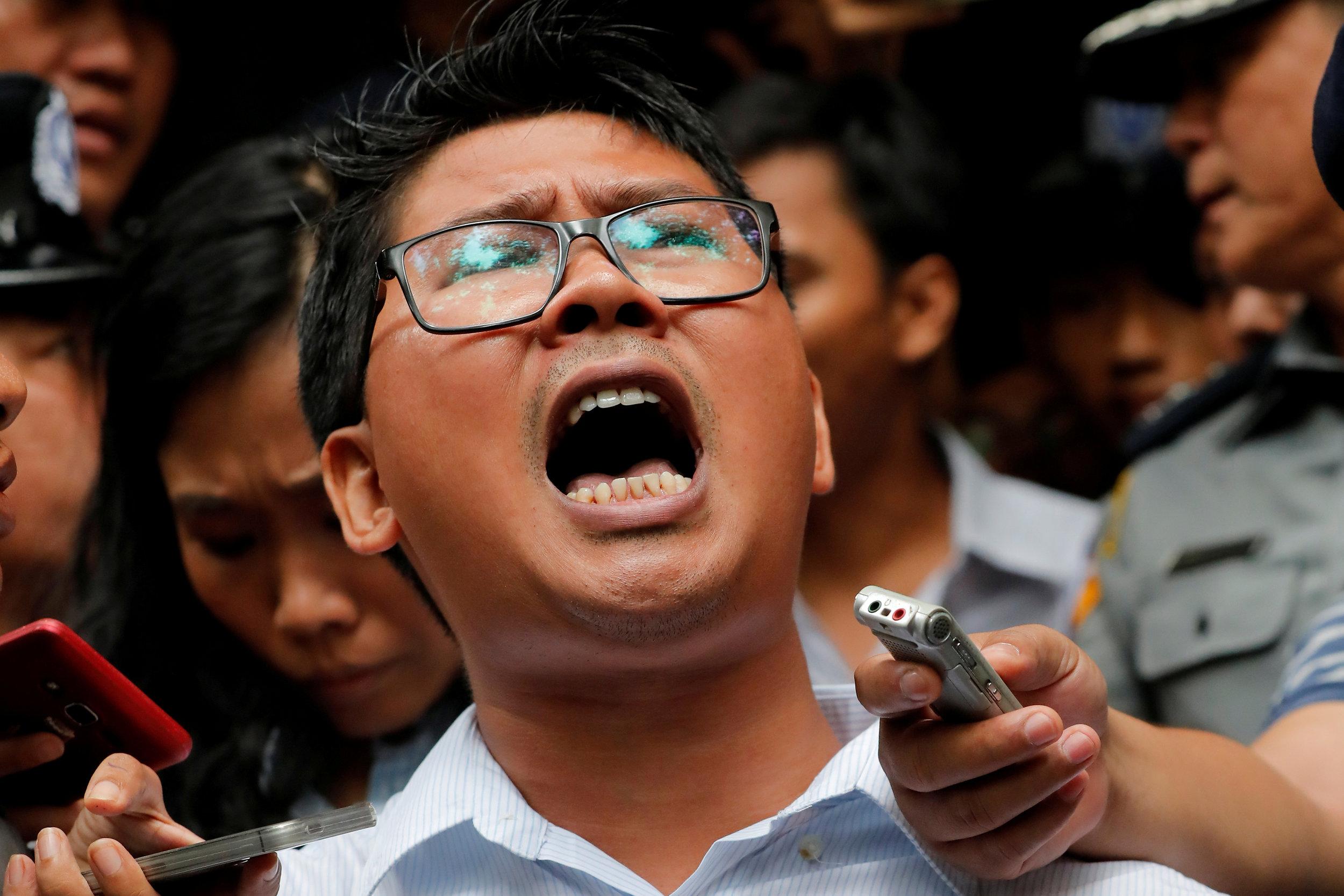 Wa Lone (Reuters)