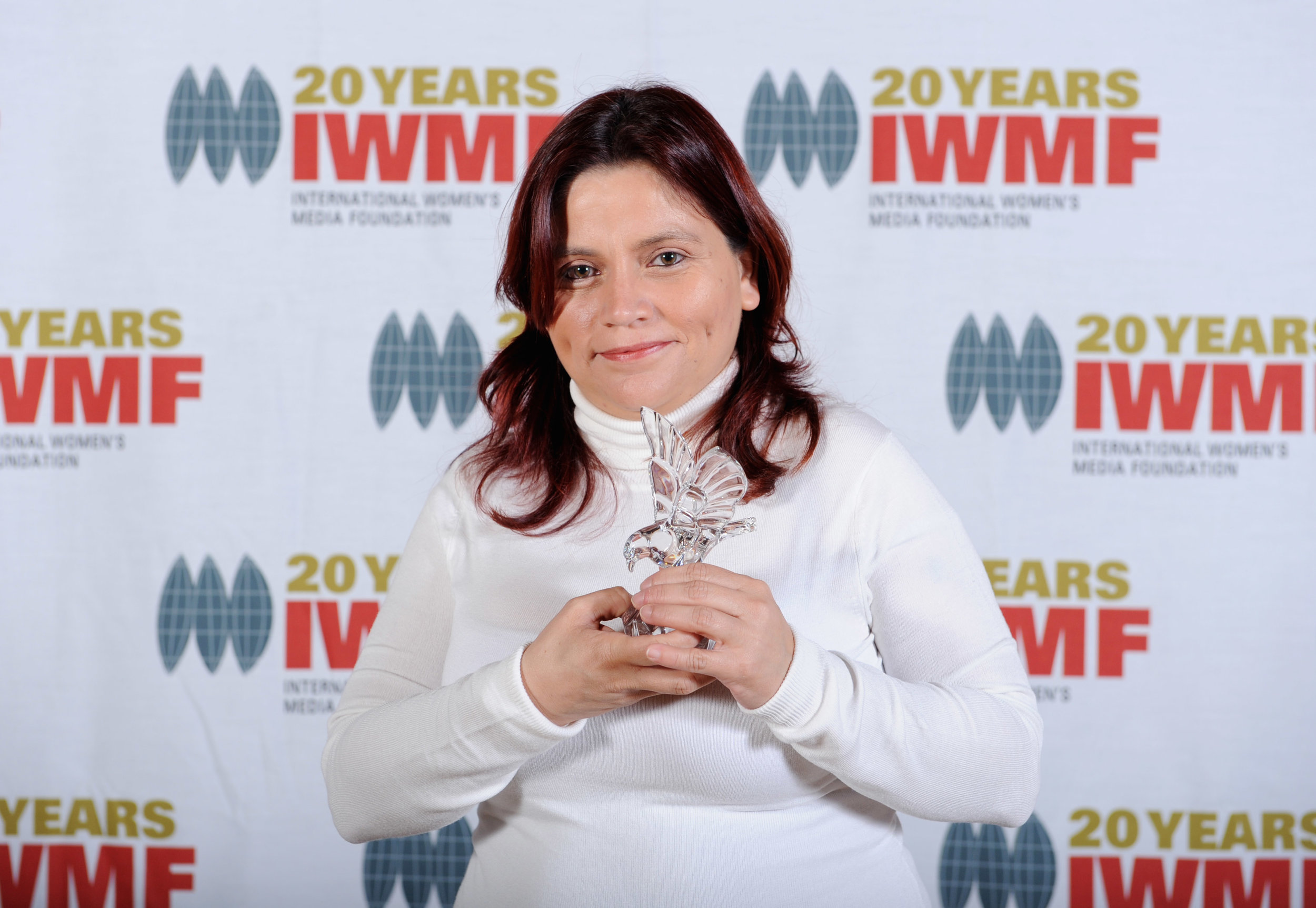 Claudia Duque (IWMF)