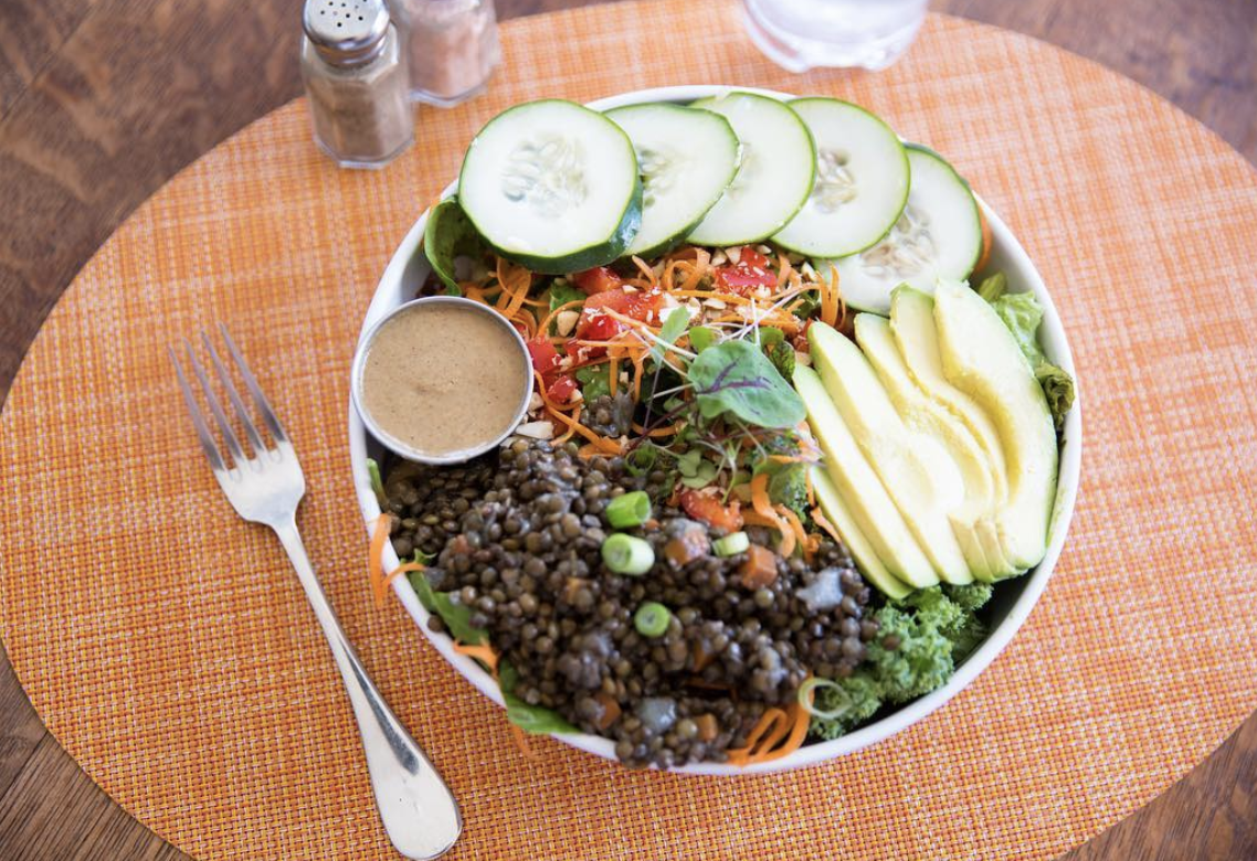Salad Bowls - Big Island